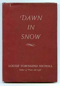 New York: E.P. Dutton, 1941. Hardcover. Fine/Very Good. First edition. Spine lettering very slightly...