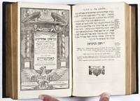Biblia Hebraica Secundum ultimam editionem Jos. Athiae