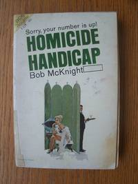 Homicide Handicap / The Dead and the Deadly # F-229