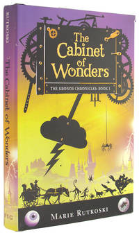 The Cabinet of Wonders (The Kronos Chronicles: Book I)