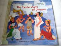 The Twelve Gods Of Olympus by Philippos  Mansilaras - 1st - 2016 - from Libroist and Biblio.com