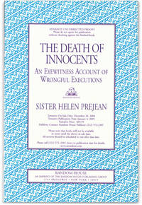 image of The Death of Innocents: An Eyewitness Account of Wrongful Executions.