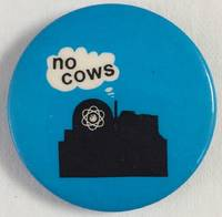 image of No cows [pinback button]