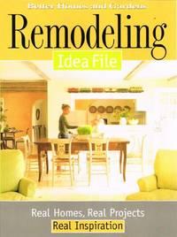 Remodeling Idea File