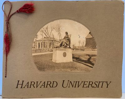 Harvard Square, Cambridge, Mass: Harvard Co-operative Society, 1900. Stiff wraps. Near fine. 4to obl...