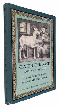 Zlateh the Goat and Other Stories (Inscribed By Sendak, Newbery Honor)