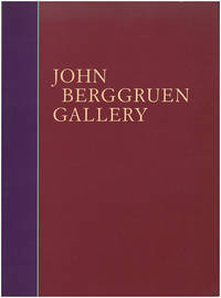 John Berggruen Gallery: Sculpture and Works in Relief: Inaugural Exhibition at the Monadnock Building October-December 1986