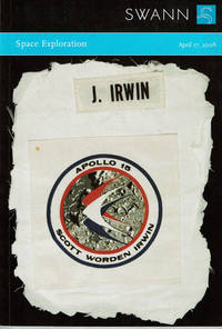 SPACE EXPLORATION: Artifacts, Emblems, Medallions, Books, Charts and Maps, Photographs, Autographs, Postal Covers, Models, Kits, Posters, & More, Including the Edward C. Rees Collection, Part II, and flown items.  Public Auction Sale 2142. Thursday, April 17, 2008....