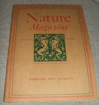 image of Nature Magazine for February 1938