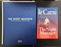 The Night Manager : Signed By the Author With The Very Scarce Press Kit For The AMC TV...