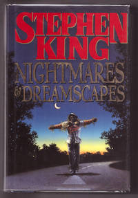 Nightmares and Dreamscapes by Stephen King - First Edition, First Printing - 1993 - from Uncommon Works, IOBA and Biblio.com