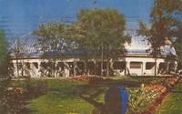 LDS. Tabernacle, Salt Lake City, Utah 1952 used Postcard
