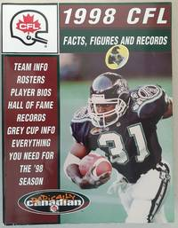 CFL: Canadian Football League 1998 Facts, Figures and Records