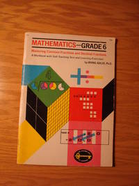 Mathematics Grade 6: The Golden Key to Learning