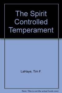 image of The Spirit Controlled Temperament