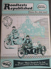 Roadtests Republished Volume One (1930 - 1940)