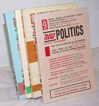 image of New politics; a journal of socialist thought. Vol. 3, No. 1-4 (New Series whole Nos. 9-12), Summer 1990-Winter 1992