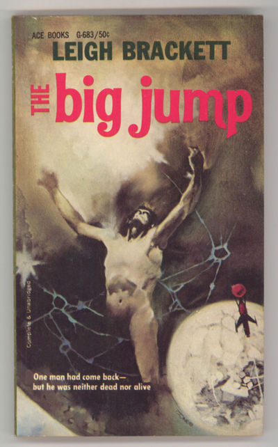 New York: Ace Books, 1967. Small octavo, pictorial wrappers. First separate edition. Ace G683. First...