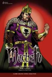 image of Macbeth: The Graphic Novel (Classic Graphic Novel Collection)