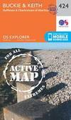 Buckie and Keith (OS Explorer Active Map) by Ordnance Survey - 2015-09-16 - from Books Express and Biblio.com