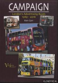 Campaign. London's Advertising Buses 1969 - 2016