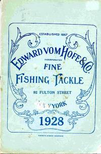[catalog] Edward Vom Hofe & Co... Fine Fishing Tackle, 1928