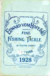 [catalog] Edward Vom Hofe & Co... Fine Fishing Tackle, 1928