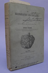 Die krankhaften Geschwülste by  Rudolph Virchow - Hardcover - 1863 - from Jeremy Norman & Co., Inc. and Biblio.com