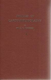 Studies In Carto-Bibliography: British And French And In The Bibliography Of Itineries And Road-books