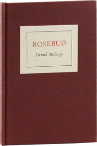 Rosebud: Poems [Limited Edition, Signed]
