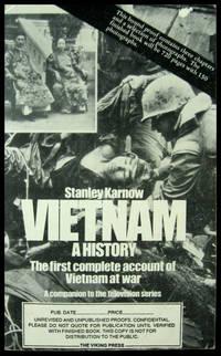 Vietnam: A History by  Stanley Karnow - from Robert Erwin, Bookseller (SKU: 11266)