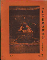 Aldebaran Review No. 2 by  Ed  John Oliver - Paperback - 1st Edition - 1968 - from citynightsbooks and Biblio.co.nz