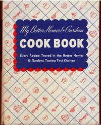 My Better Homes and Gardens Cook Book (Vintage 1939)