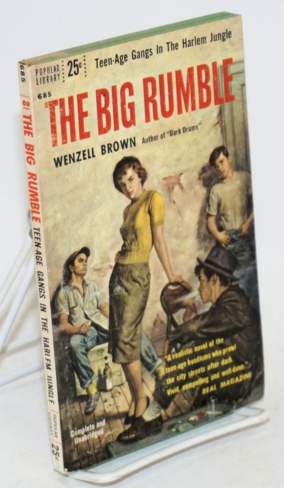 New York: Popular Library, 1955. Paperback. 175p., very good first mass-market paperback edition in ...