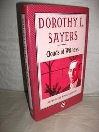 image of Clouds of Witness: Lord Peter Wimsey Book 2 (Crime Club)