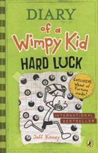 image of Diary of a Wimpy Kid: Hard Luck