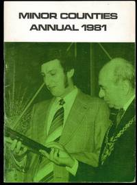 image of Minor Counties Annual 1981