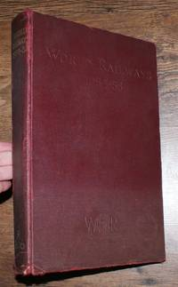 World Railways 1954-55, Third Edition, A Worldwide Survey of Railway Operation and Equipment