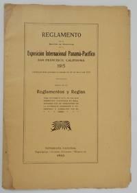 Reglamento de la sección de Honduras en la Exposición Internacional...