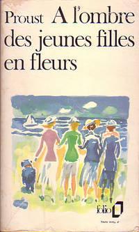 image of A l'ombre des jeunes filles en fleurs (A la recherche du temps perdu, II)