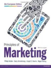 image of Principles of Marketing: European Edition