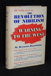 image of The Revolution of Nihilism; Warning to the West