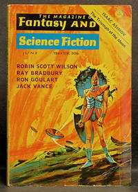 The Magazine of Fantasy and Science Fiction 1973, 12 books Januar thru December (includes Frederik Pohl bibliography)