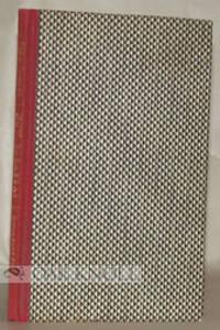 New York: Harcourt, Brace & World, 1960. cloth-backed patterned boards. 12mo. cloth-backed patterned...