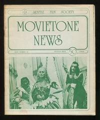 Movietone News; issue number 40 (April 13, 1975) [cover: Faye Dunaway and  Christopher Lee in THE FOUR MUSKETEERS]