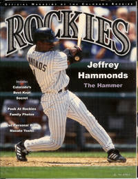 Official Scorecard Magazine of the Colorado Rockies : August 2000, Volume 8, Number 5 by Colorado Rockies Baseball  - Paperback  - 1st Edition  - 2000  - from Squirrel Away Books (SKU: 013216)