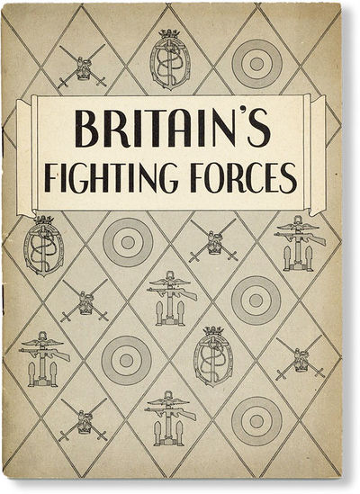 New York: British Information Services, 1945. First Edition. Pamphlet. 12mo. Staple-bound pamphlet. ...