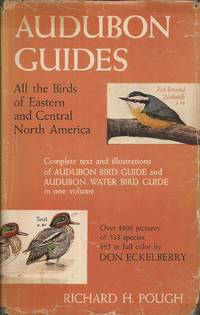 image of Audubon Guides; All the Birds of Eastern and Central North America
