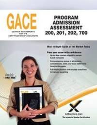 GACE Program Admission Assessment 200, 201, 202, 700