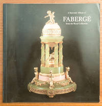 A sourvenir album of faberge from the Royal Collection